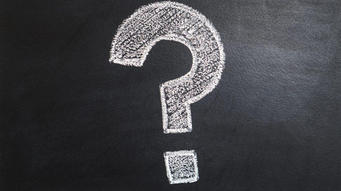 Pourquoi les rédacteurs web posent autant de questions?